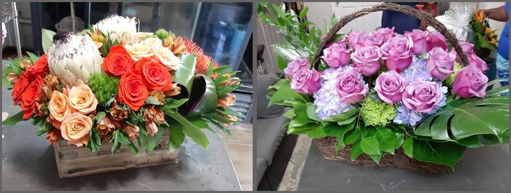 Everyday Flower Arrangements By Wild Seed Design