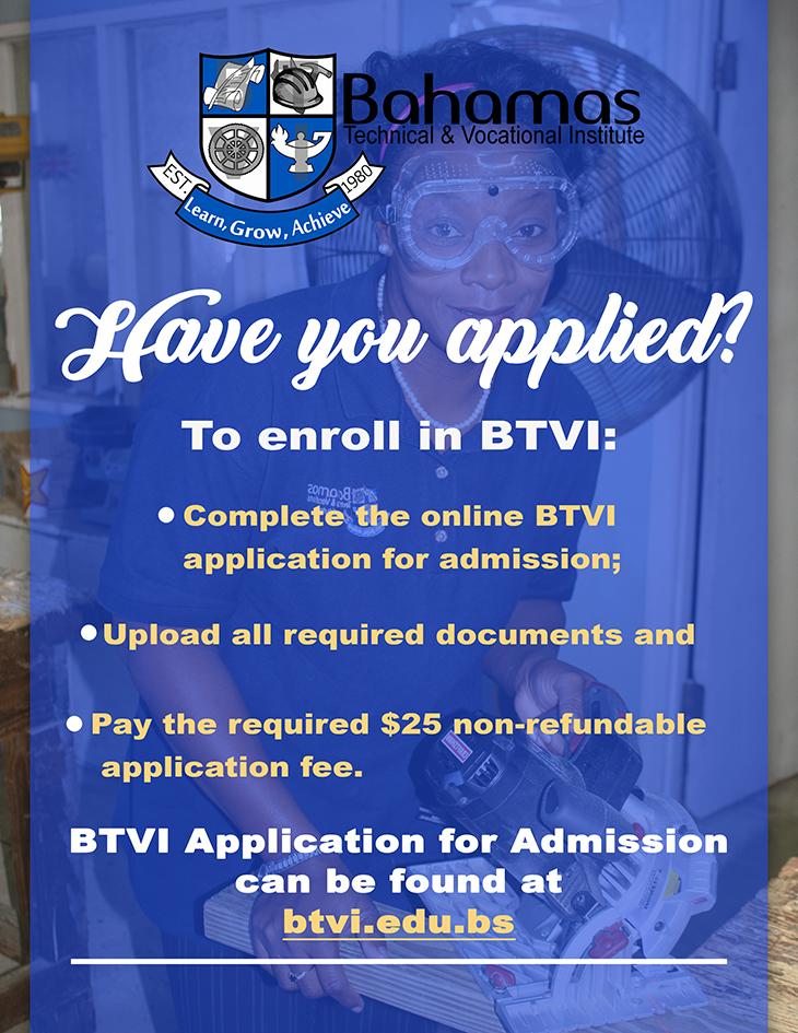 Bahamas Technical & Vocational Institute (BTVI)