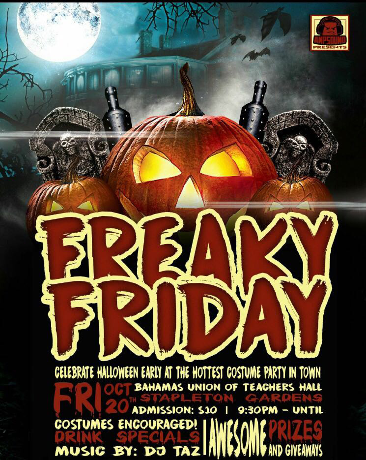 Freaky Friday Costume Party