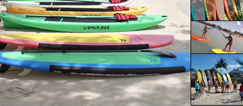 Free Paddleboard Demo Day Hosted by PappaSurf