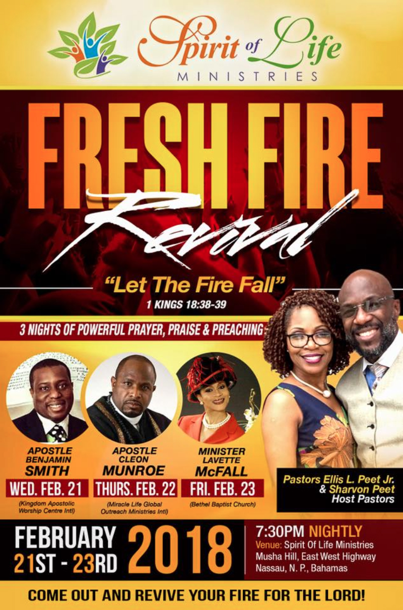 Fresh Fire Revival