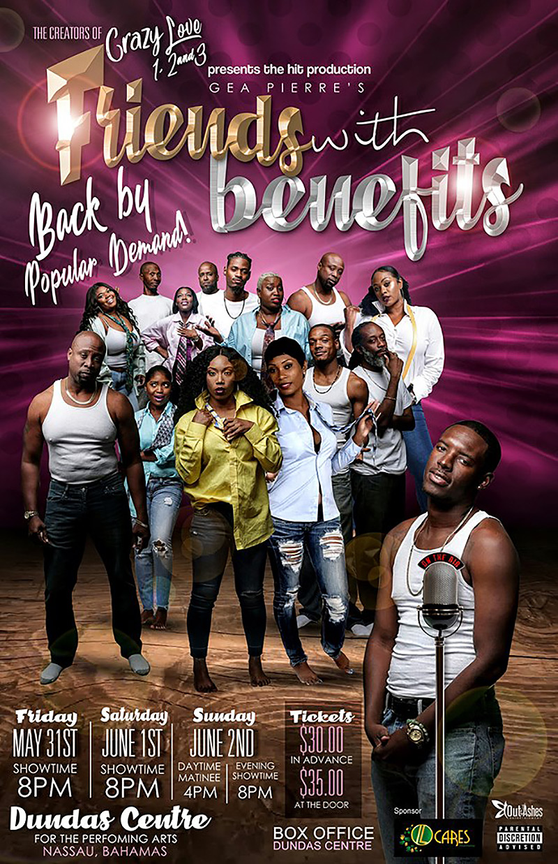 Friends With Benefits: Back By Popular Demand