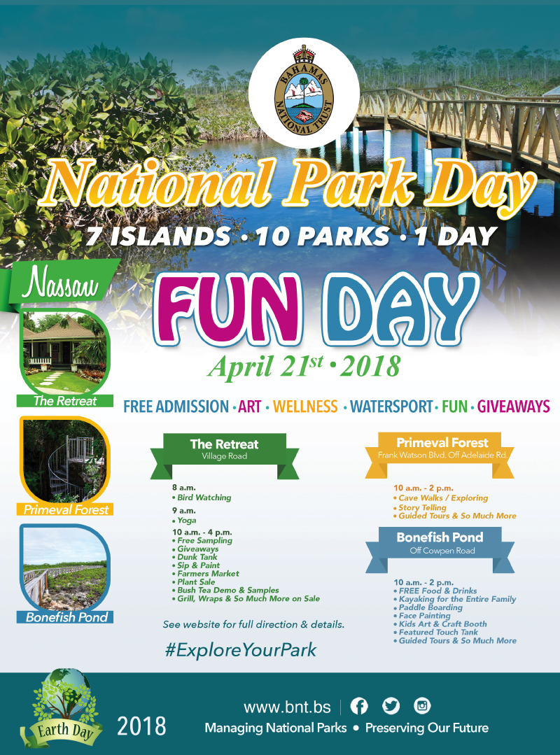 Fun Day Hosted By Bahamas National Trust