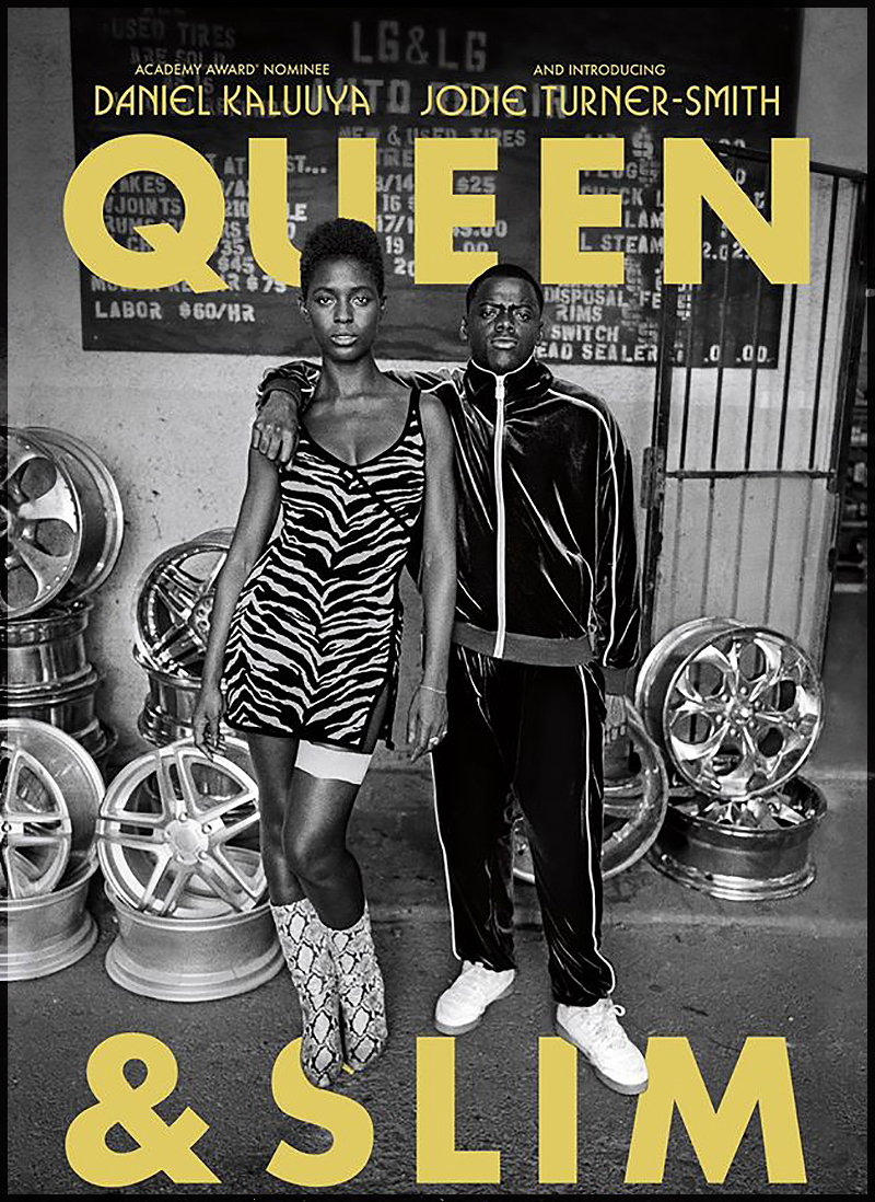 Queen & Slim from Emmy Award-winning writer Lena Waithe, explores America's social and political climate through the lens of a genre-defying love story.