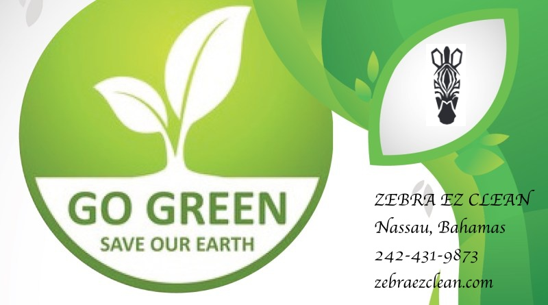 Go Green with Zebra EZ Clean & Sanitizing