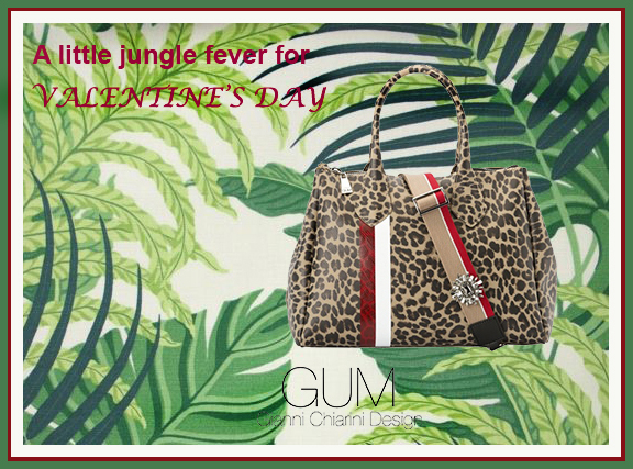 A Little Jungle Fever For Valentine's Day At The Brass & Leather Shops