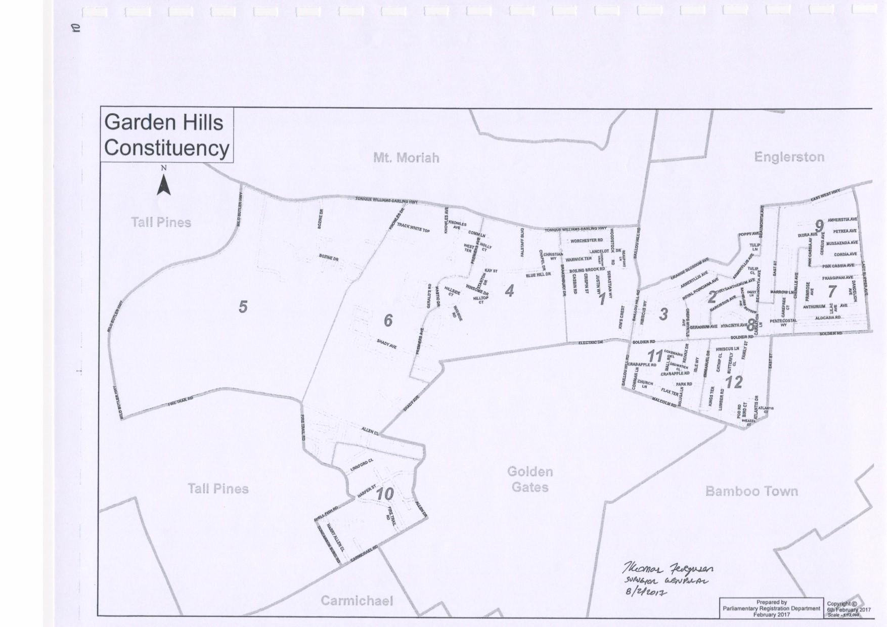 Garden Hills Constituency 2017