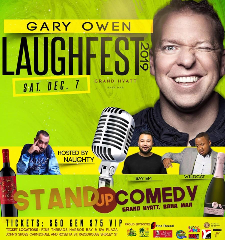 Laughfest 2019 | GARY OWEN