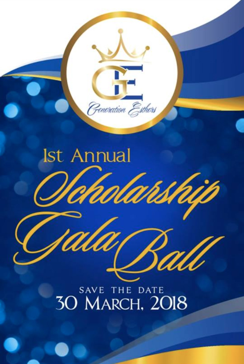 1st Annual Scholarship Gala Ball<br />