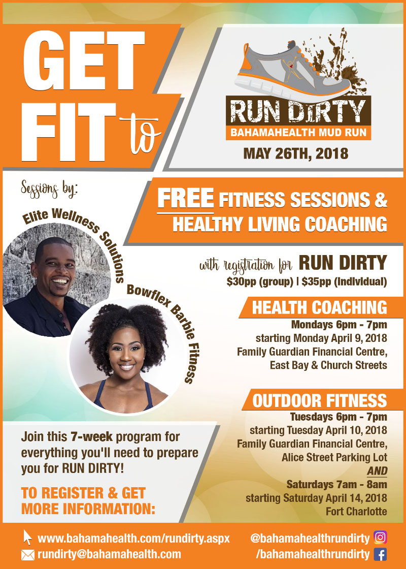 Get Fit to Run Dirty