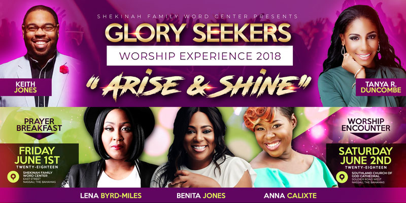 Glory Seekers Worship Experience 2018