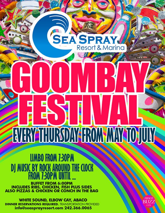 Goombay Festival @ Sea Spray Resort