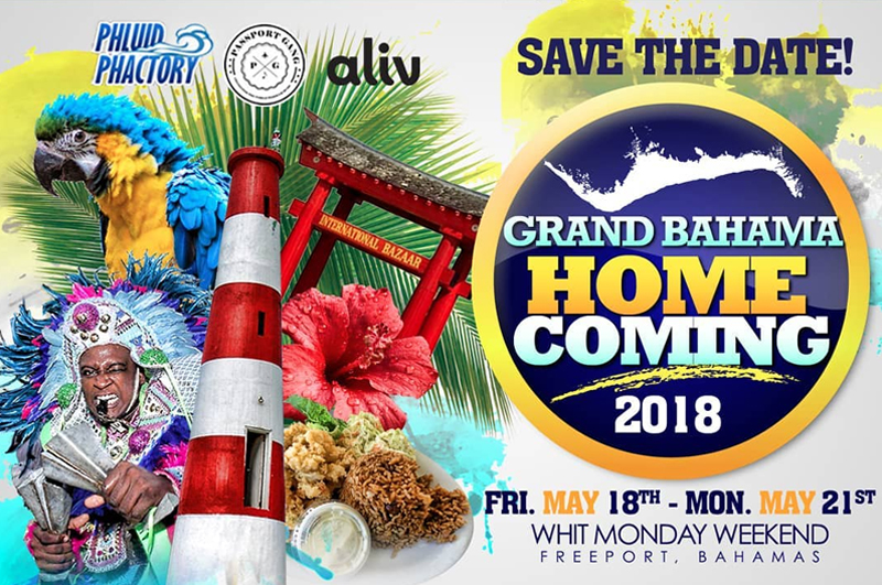 Grand Bahama Homecoming 2018