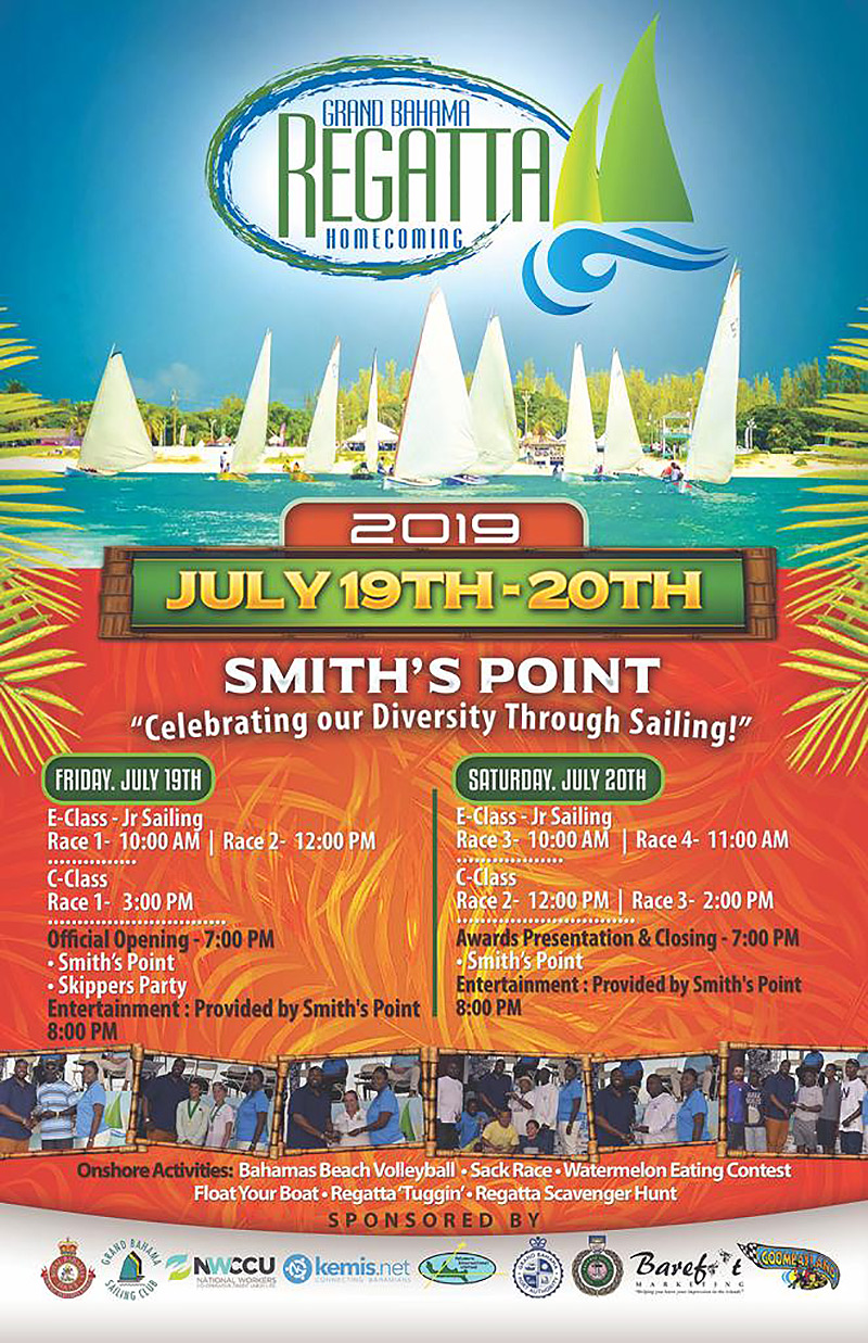 Grand Bahama Regatta 2019