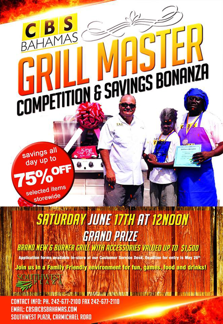 SouthWest Plaza | Grill Master Competition