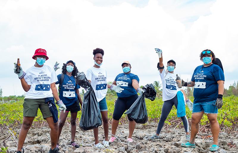 Group Shot at BPNP Cleanup