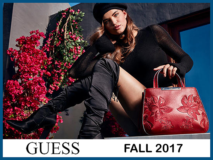 Guess Fall Lifestyle 2017