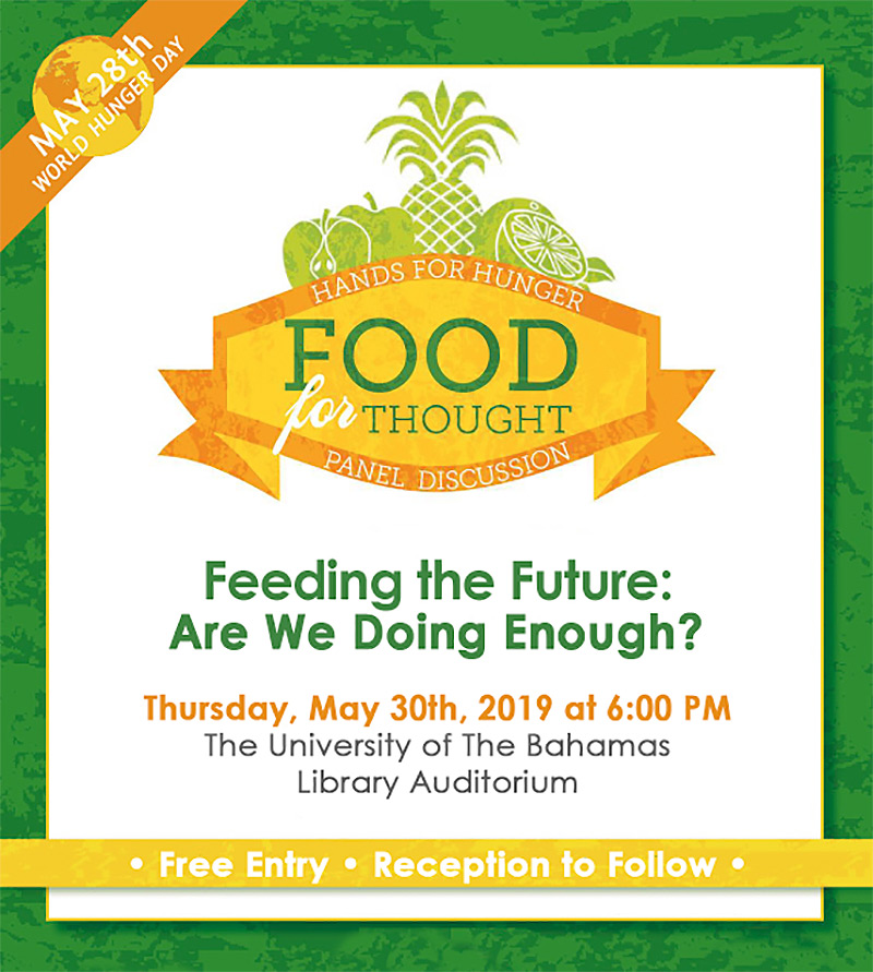 Hands For Hunger 7th Annual Food for Thought Panel Discussion