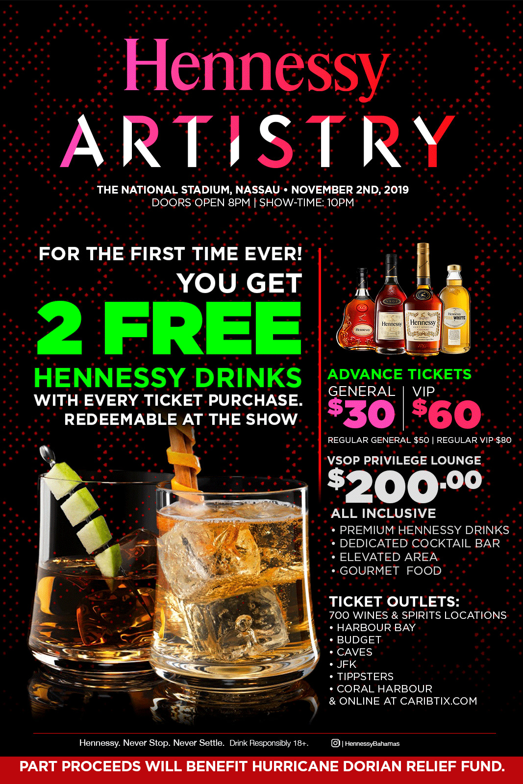 700 Wines And Spirits Presents: Hennessy Artistry
