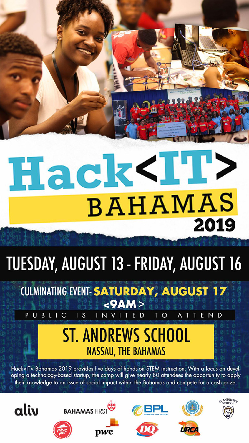 Hack IT Bahamas 2019