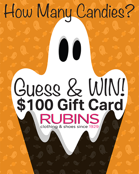 Guess How Many Candies Are There And Win $100 Gift Card