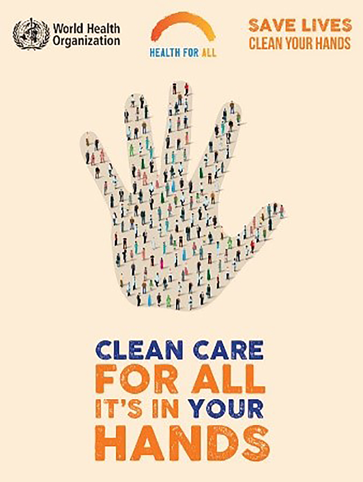 Hand Hygiene. Today, more than ever, we know that hand washing saves lives!