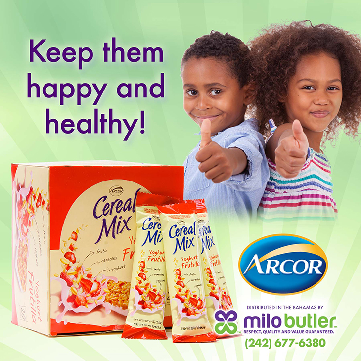 Get the healthy choice with Milo Butler Distributors