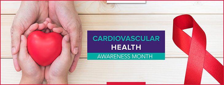 The Walk-In Clinic Cardiovascular Health Awareness Month