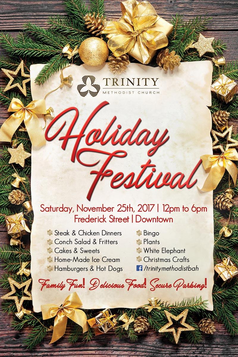 Trinity Methodist Church Annual Holiday Festival