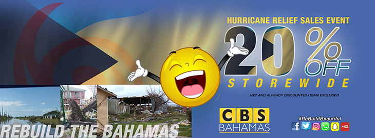 CBS Bahamas Home and Builders Show Hurricane Relief