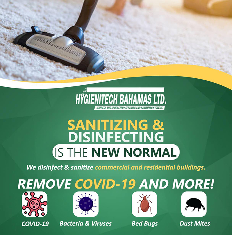 Allow Hygienitech To Prepare You For The New Normal!