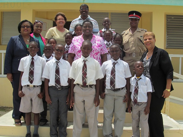 Social Services Minister Griffin kicks off visit to ... - photo #43