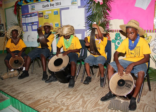 the e  clement bethel national arts festival took expression on cat island