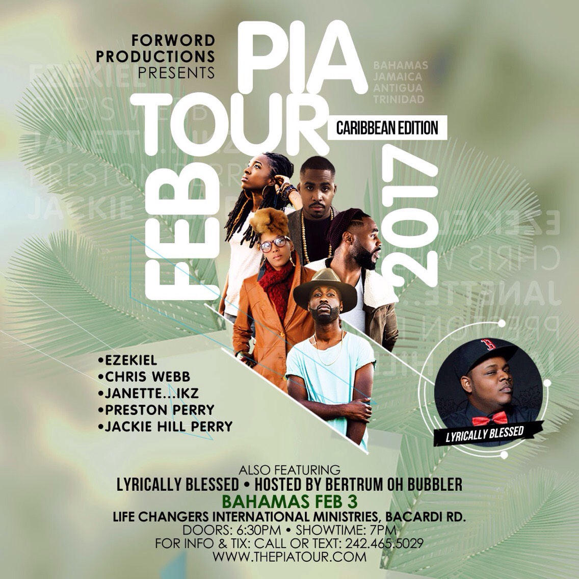 The PIA Tour | Caribbean Edition