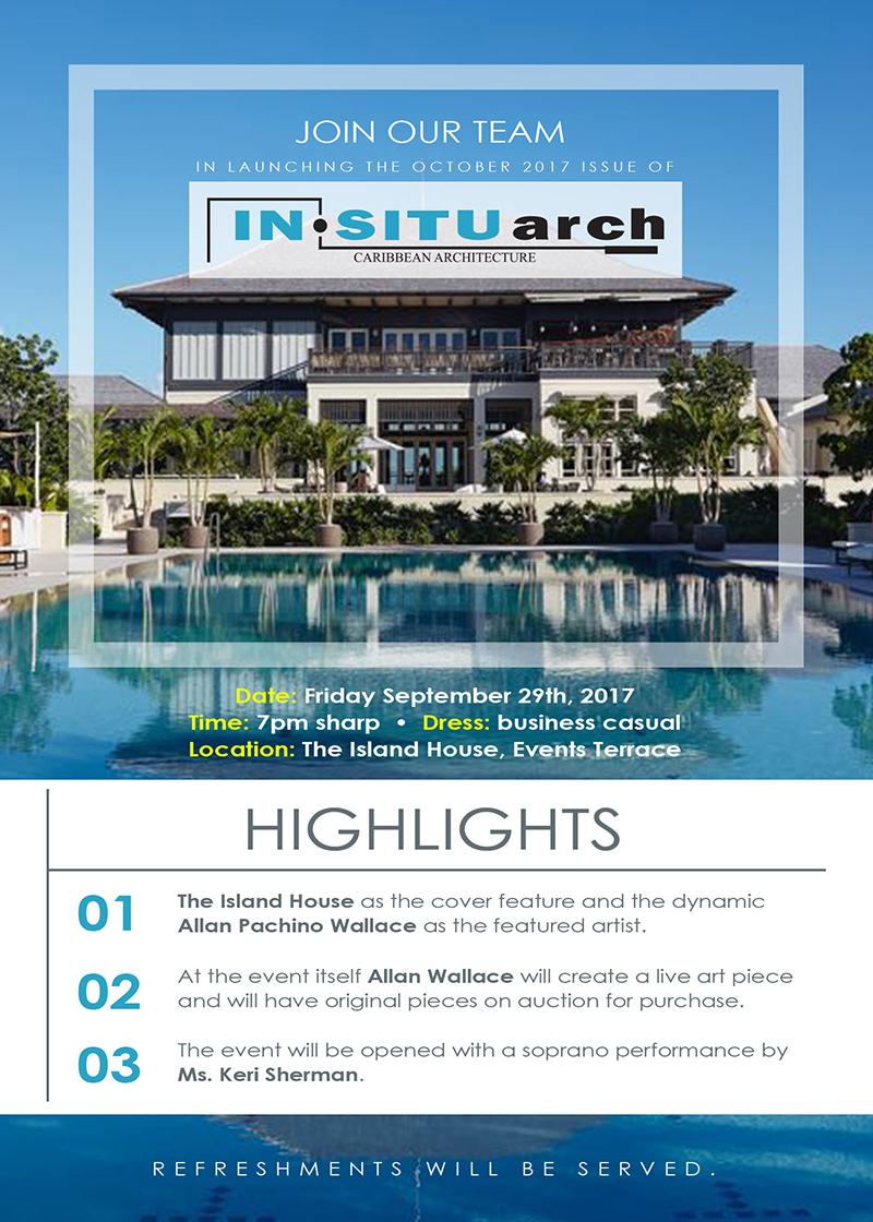 Insitu Arch Caribbean Architecture Issue Launch