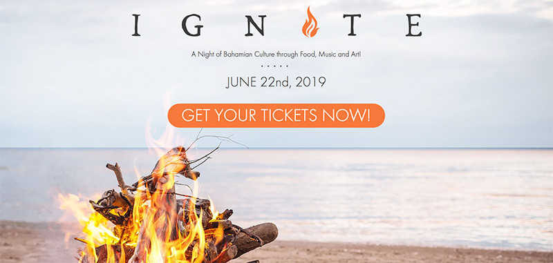 IGNITE - A Night of Bahamian Culture through Food, Music and Art!