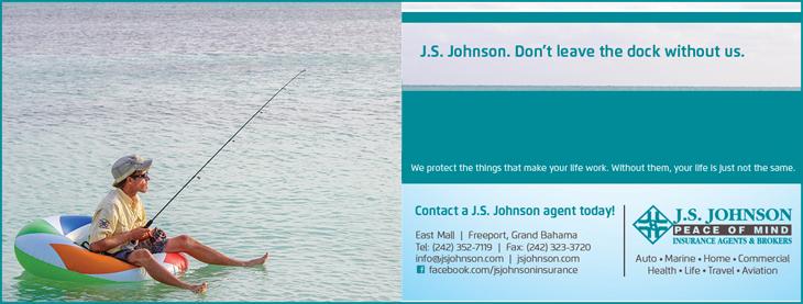 My Life with J.S. Johnson