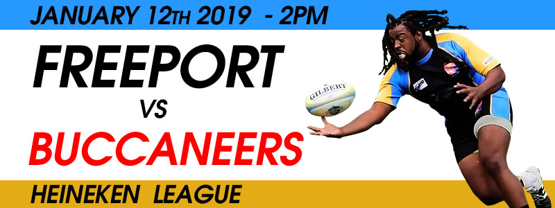 Freeport Vs Buccaneers | Bahamas Rugby