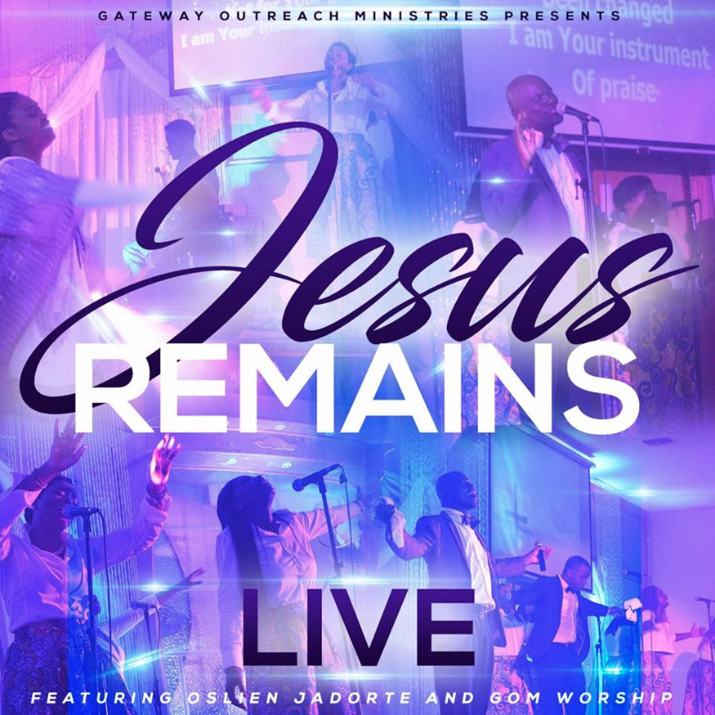 Jesus Remains CD Release GOM Worship