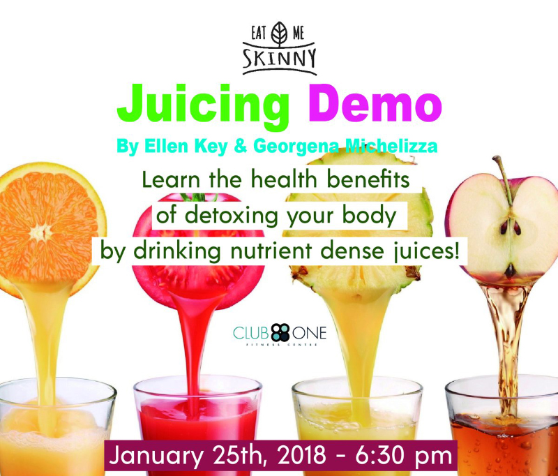 Juicing Demo