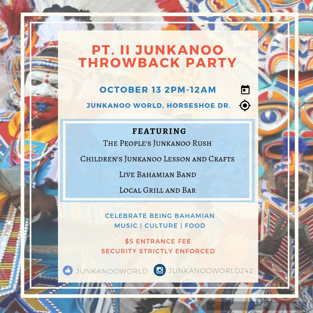 Junkanoo Throwback Party Part 2