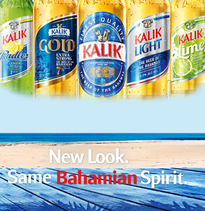 Kalik The Beer of The Bahamas