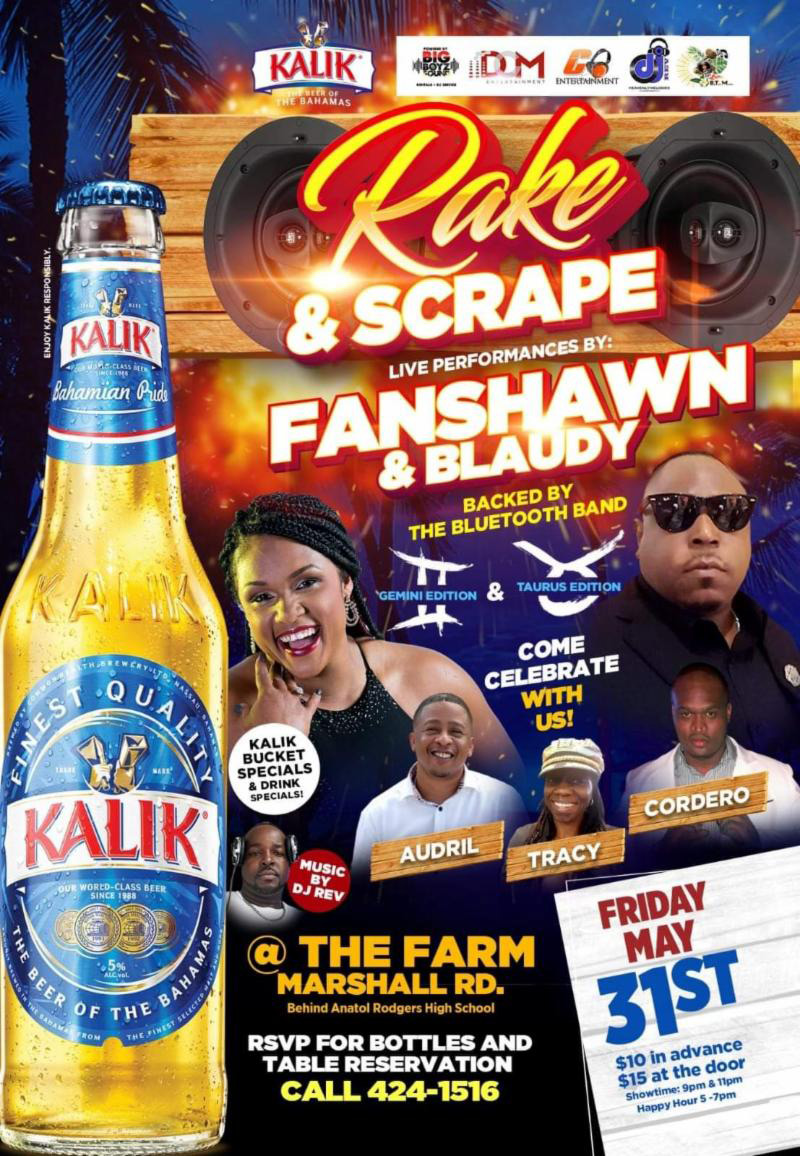 Kalik Presents Rake and Scrape
