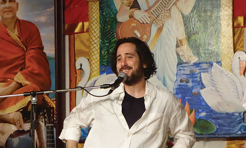 Kirtan and The Bhakti Mandala with David Newman