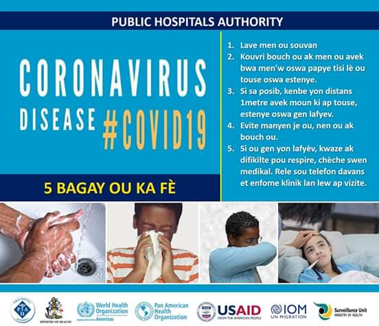 Covid-19 / Korona Virus Updates and Information