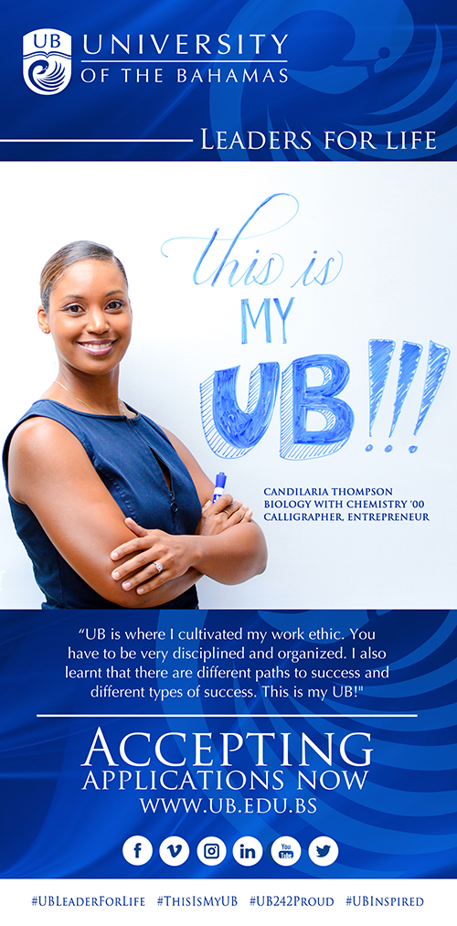 University of The Bahamas (UB) Leaders For Life