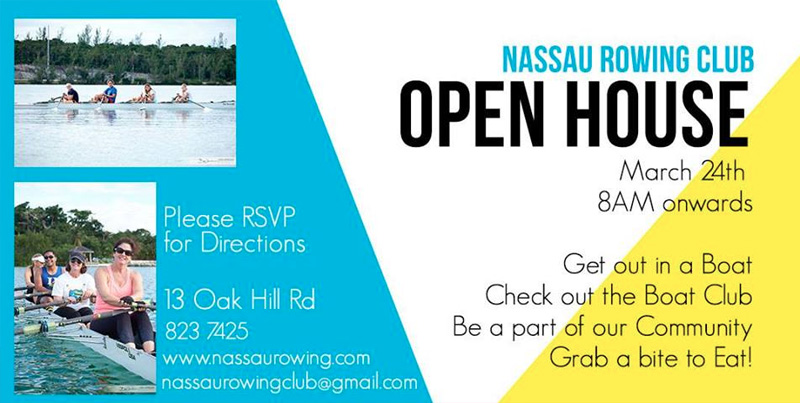 Learn To Row Open House Hosted by Nassau Rowing Club