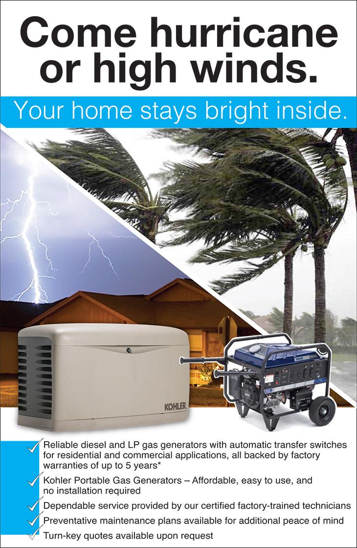 Kohler Home Generators