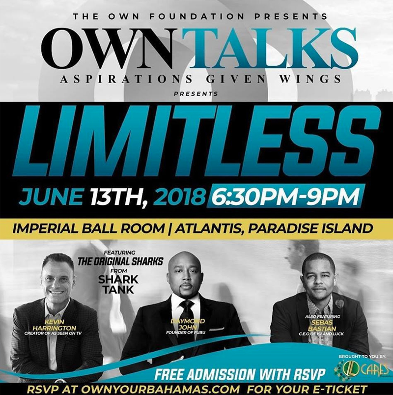 Own Talks Presents Limitless