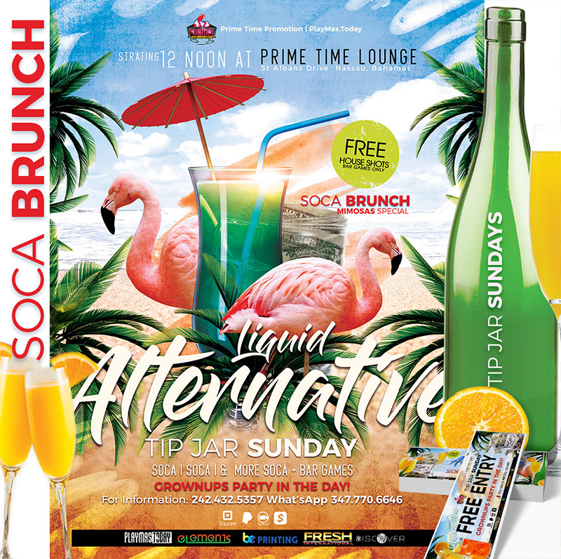 Liquid Alternative at Prime Time Lounge